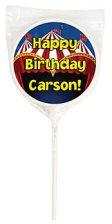 carnival lollipop