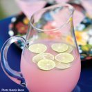 princess party ideas pink lemonade