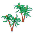 palm tree cake toppers