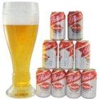 oversize beer glass