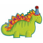 kids dinosaur invitations