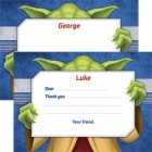 star wars thankl you notes