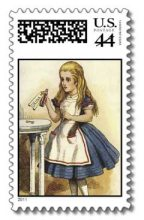 alice postage stamps