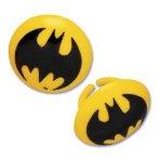 superhero cupcake rings