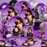 KID BIRTHDAY PARTY IDEAS JUSTIN BIEBER