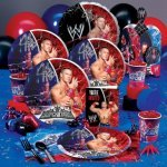 KID BIRTHDAY PARTY IDEAS WWF