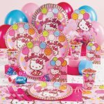 TODDLER BIRTHDAY PARTIES HELLO KITTY