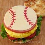 baseball sandwitches