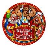 carnival plates