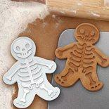skeleton cookie cutters