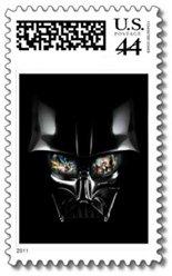 star wars postage stamps