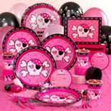 girl pirate party supplies
