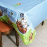 pirate tablecover