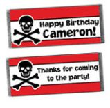 pirate candy bars