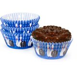 bowling cupcake wrappers