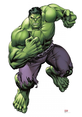 hulk standup