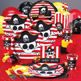 pirate partyware