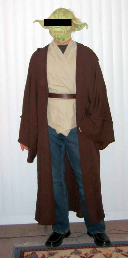 star wars birthday party games jedi robes