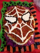 spiderman party food