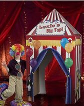 carnival decorations