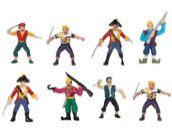pirate figures