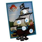 pirate bean bag toss game