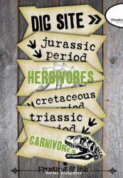 printable dinosaur signs