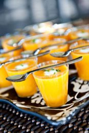 Party Ideas Butternut Appetizers