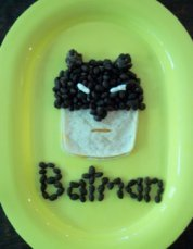 batman party food