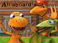 fill in dinosaur invitations