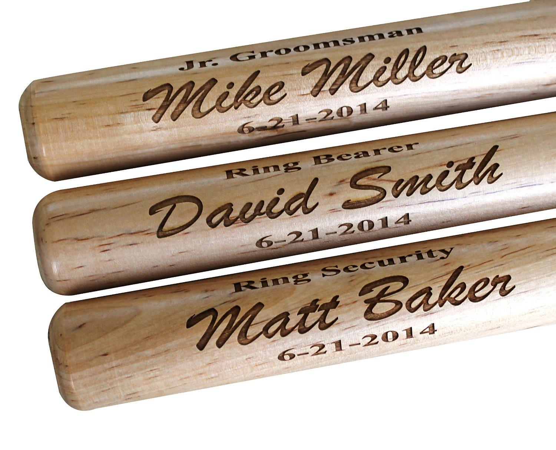 personalized baseball bats