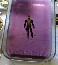 star wars birthday party han solo carbonite