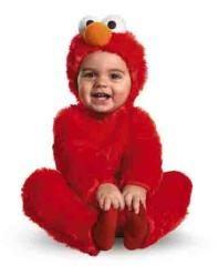 elmo toddler costumes
