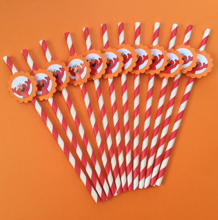 elmo straws