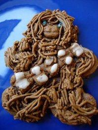 star wars birthday party chewbacca gingerbread man