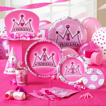 1ST BIRTHDAY PARTY IDEAS LITTLE PRINCESS