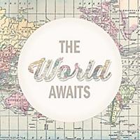 the world awaits party theme