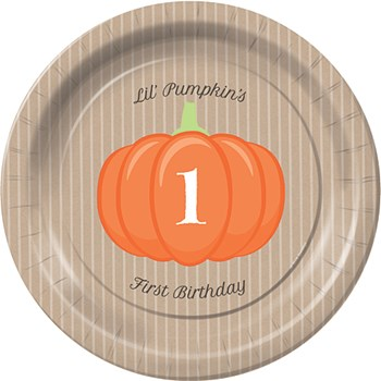 lil pumpkin party theme