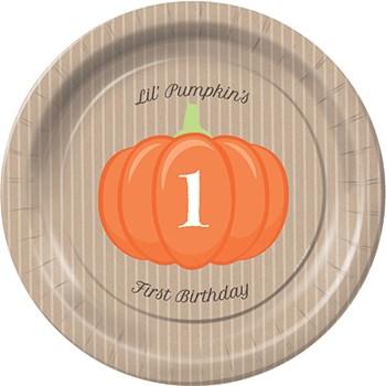 lil pumpkin party theme