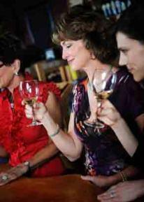 blind wine tastings