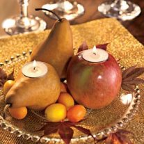 apple votives