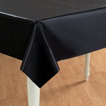 black tablecover