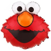 elmo balloon