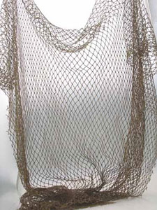 decorative fish net