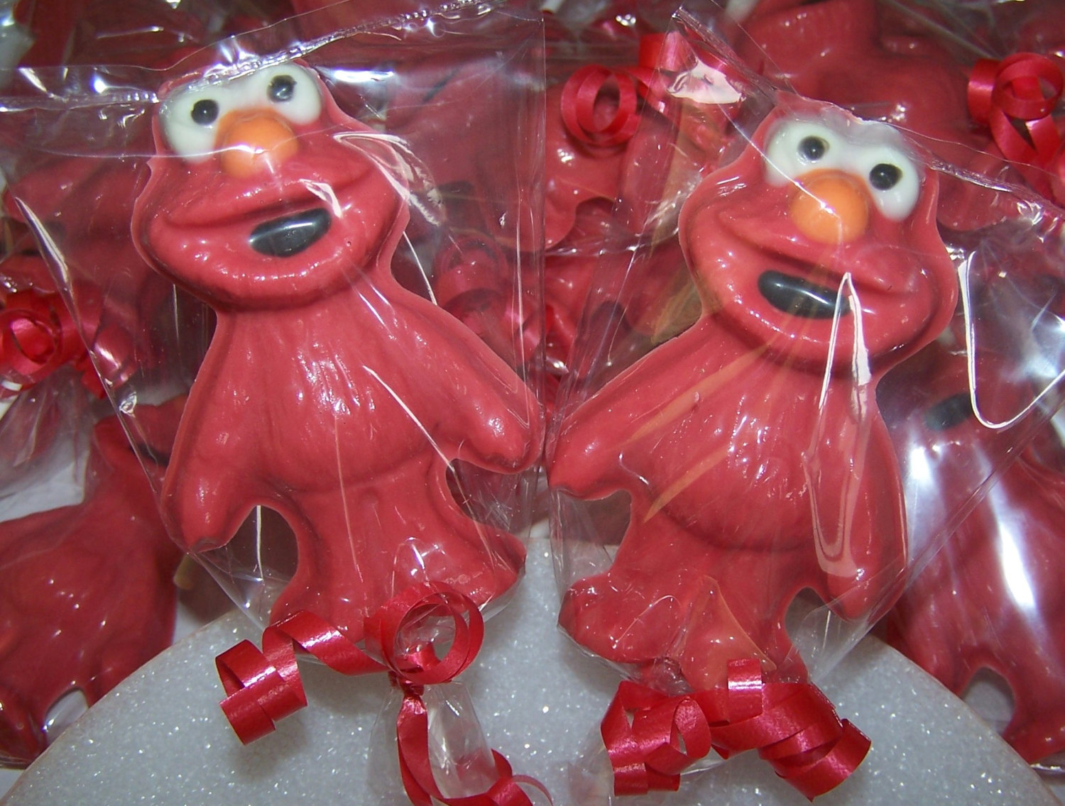 elmo chocolate candy