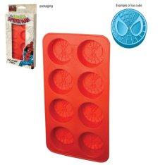 spiderman ice cubes
