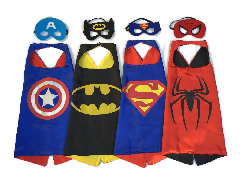 girls superhero capes