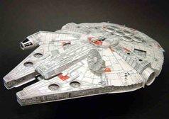 star wars party ideas millenium falcon