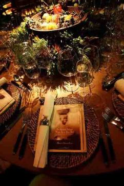 south african table styling