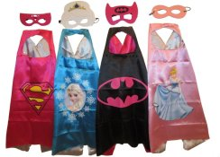 girls superhero capes